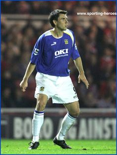 Svetoslav Todorov - Portsmouth FC - League appearances for Pompey.