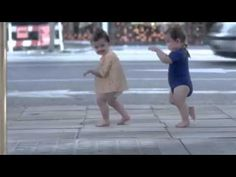 Video Hotstepper Babies! (Funny Evian Water Commercial)   If you don't laugh at this, there's no hope for you!