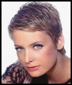 Pixie haircut #Hairstyles #Shorthaircuts