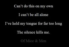 The Storm- Of Mice & Men