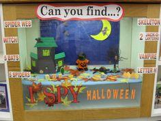 Halloween I Spy Case