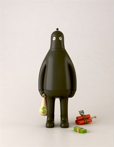 Yum Yum Toys Series 1 & 2 by Yum Yum, via Behance