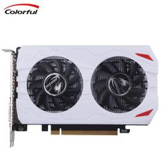 COLORFUL GeForce GTX1050Ti Graphics Card (GPU) 4GD5 1209-1392MHz PCI-E X16(3.0) DVI+HDMI+DP Video Card 2 Fans GTX1050Ti-4GD5 GAMING V3 Video Card, Website, Computers, Label, Gaming, Fans, Graphics, Colorful, Ebay