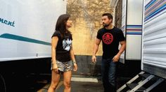 Ming-Na Wen, Brett Dalton || Ice Bucket Challenge || 350px × 197px || #animated #cast || For options to donate to ALS research, check out my blog post: http://colleensheadspace.tumblr.com/post/95463730061/i-love-a-good-social-media-campaign-especially