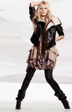 The Coolest Fashion for Winter 2012
