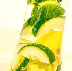 Did you know that drinking lemon water is a great way to detoxify your body?…