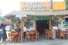 La Querida - Tulum Now Sisters Restaurant, Restaurant Bar, Tulum, Italian Menu, Drink Specials, Fun Drinks, Yummy Food, Outdoor Decor, Delicious Food