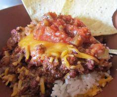 National Tortilla Chip and Chili Day Crock / Stove Top