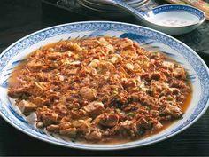 麻婆豆腐レシピ 講師は陳 建民さん|使える料理レシピ集 みんなのきょうの料理 NHKエデュケーショナル