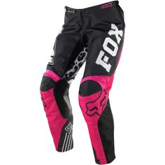 Fox is the leader in motocross and mountain bike gear, and the apparel choice of action sports athletes worldwide. Shop now from the Official Fox Racing® Online store. Pink Dirt Bike, Dirt Bike Gear, Dirt Biking, Atv Gear, Quad, Motocross Bikes, Youth Motocross Gear, Motocross Outfits, Fox Motocross