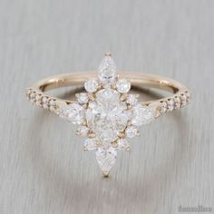 146 Vintage Wedding Jewelry 2017 Trends and Ideas. engagement ring wedding ring diamond ring