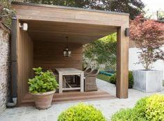 Bowisse ⇒ Tuinhuizen - Buitenkeukens - Binnenkeukens - Tuinoverkappingen - Outdoor Living