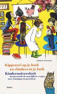 Kippenvel op je huid en vlinders in je buik - Vereecken, K  Vaninstendael, J.
