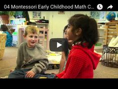 """This video is on the DVD """"Nurturing the Love of Learning"""" there is a similar video for each of the five curriculum areas along with the general parent orient. Early Childhood, Montessori, Curriculum, Parenting, Math, Learning, Resume, Math Resources, Studying"""