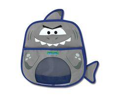 Bolsa Juguetes Baño Tiburón