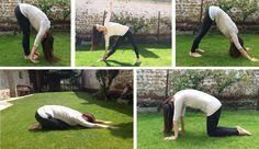 Zacvičte si ráno týchto základných 5 cvikov jógy. Mantra, Garden Sculpture, Lifestyle, Tv, Outdoor Decor, Television Set, Television