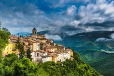 7 Amazing Medieval Towns In Italy