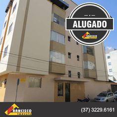 Apartamento no Sidil alugado pela equipe Francisco Imóveis! Satisfação em atender bem!