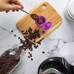 Reducing coffee wast