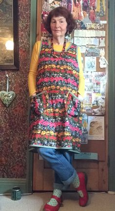 #mmmay16 Day 25 Beatrice pinafore by Sew Me Something