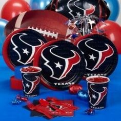 Texans Party