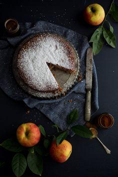 Chai Spiced Apple Hazelnut Cake (DF) — The Gluten Free Scallywag Hazelnut Cake, Spice Cake, Spiced Apples, Holiday Baking, Cupcake Cakes, Cupcakes, Chai, Gluten Free Recipes, Food Inspiration