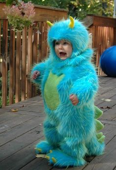 """Sully! Lol I tried on an """"adult"""" version of this at the Disney store way back when..... :)"""