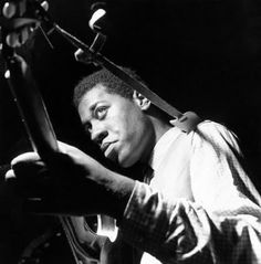 In his years as an executive at Blue Note records, Francis Wolff repeatedly called upon his earlier training as a Photographer to document a. Jazz Guitar, Music Guitar, Francis Wolff, Jazz Radio, Morrison Hotel, Musician Photography, Jazz Funk, Cool Jazz, Music Images
