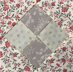 4 patches from charm square