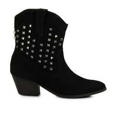 Black boots by Schutz