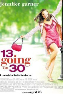 2004 - 13 Going on 30 -- Jennifer Garner and Mark Ruffalo star in 13 GOING ON a flash-forward romantic comedy about a pre-teen girl who goes from geek to glamorous. See Movie, Movie List, Movie Tv, Chick Flicks, Mark Ruffalo, Jennifer Garner, Jen Garner, Movies Showing, Movies And Tv Shows