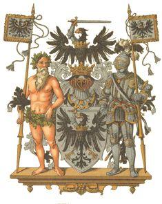 @Neoprusiano Escudo de la Provincia de Prusia OccidentalGroßes Wappen Preußische Provinzen WestpreußenCoat of Arms of the Prussian Province of West Prussia Hugo Gerard Ströhl (1851-1919)