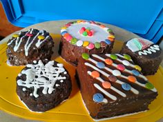 Tortas de chocolates
