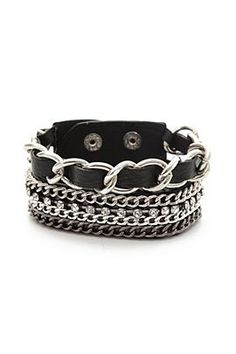 http://www.hottopic.com/hottopic/Accessories/Jewelry/Bracelets//Black+Chain+Strap+Bracelet-952535.jsp