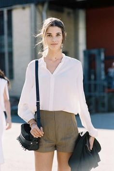 Vanessa Jackman: New York Fashion Week SS 2016....Pauline