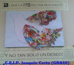 Día Escolar de la No Violencia y la Paz 2014 - Maestros de Aragón