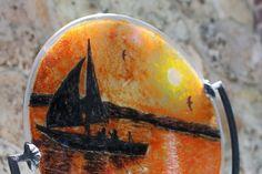El calor aplicado al arte del vidrio y del hierro. Bisuteria, esculturas, mobiliario, etc.