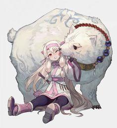 Sitonai and Shirou [Fate/Grand Order] Dnd Characters, Fantasy Characters, Character Concept, Character Art, Manga Anime, Anime Art, Anime Kunst, Anime Comics, Kawaii Anime