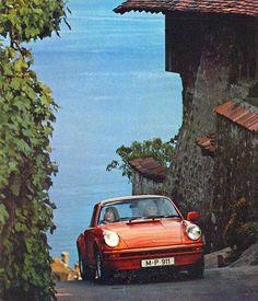 Porsche 911 SC - Orange - 1979 - had one of these…hmm.