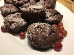 Büszke muffin (diabetikus, glutén- és tejmentes) Muffin, Paleo, Gluten, Cookies, Chocolate, Food, Crack Crackers, Biscuits, Essen