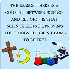 Science Vs Religion, Anti Religion, Religion And Politics, True Religion, Secular Humanism, Losing My Religion, After Life, Thought Provoking, Wisdom