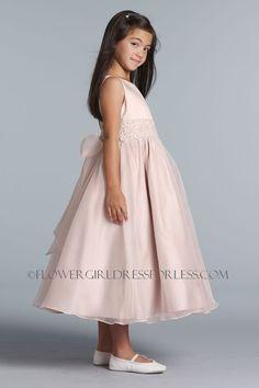 3dc9d63b369 Us Angels Flower Girl Dress- Style 172