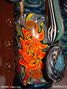 Glass Blowing Effects  A Brief Reference Guide for the Informed Smoker