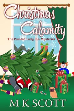 The Painted Lady Inn Mysteries: Christmas Calamity by M K Scott. Culinary Cozy Mystery Served With A Side of Laughter. $0.99 http://www.ebooksoda.com/ebook-deals/the-painted-lady-inn-mysteries-christmas-calamity-by-m-k-scott