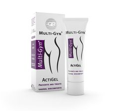 Multi-Gyn ActiGel prevents and treats bacterial vaginosis