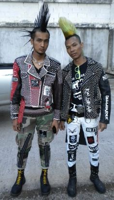 THE ALLDIRTY - Punk Band from Thailand.