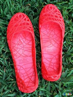 Feeling like Cinderalla in my new Coral Mox Shoes! #Review