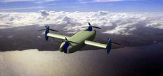 THE NEW CONCEPT UAV – DIY Drones