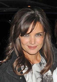 Katie Holmes look : Katie Holmes maquillage - Katie Holmes coiffure : les coupes…