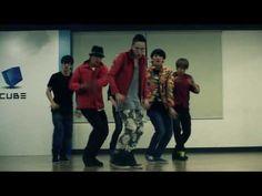 "B2ST  - ""Shock""  Practice Video"